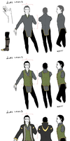 Loki Costume Design by Batwynn