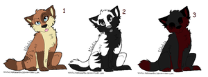3 by AdoptableFactory