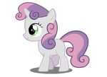 Sweetie Belle Walk Cycle by Weegygreen2
