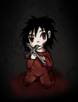 Baby Alucard by Anneliesse666
