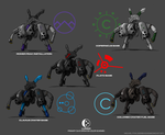 OU-8 Color Schemes by Norsehound