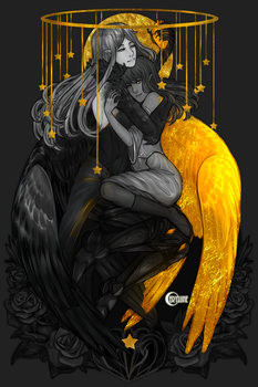 Heart of Gold by Cerylune