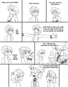 KH2-Nin: Confusing Confession by Silverookami