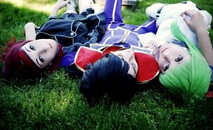 Code Geass: Waiting for the End by tipsy-g