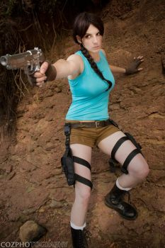 Lara Croft by Requiem-Rain