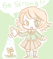 Be Strong! by Takasobe