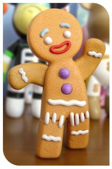 gingy by cachamaricha