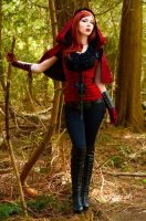 Into The Woods. by LittleBitLizbit