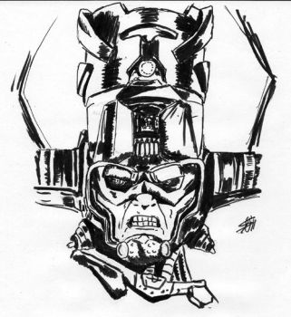 Galactus DSC inks by rorschach-mentality