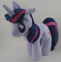 Twilight Sparkle Plush by Brainbread