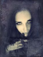 Vanishing..never really here.. by groby