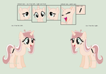 Reference Sheet for Pen Stroke by Fullmetal-Link