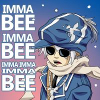 IMMA Letter BEE by djrc
