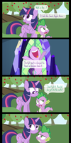 Comic Block: Rookie Mistake by dm29