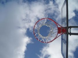 Basketball Hoop 4 by chameleonkid