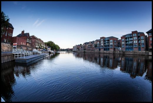 River Ouse by MarkHumphreys