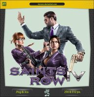 Saints Row IV - ICON v1 by IvanCEs