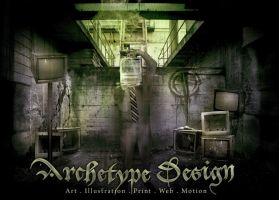 Archetype Myspace 08 by webgraphix