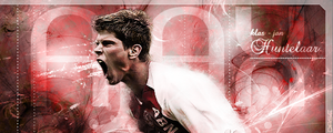 Klas-Jan Huntelaar by Dasefx