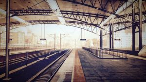 Train Station by EvilCult