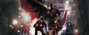 The Flash Signature by VaLeNtInE-DeViAnT