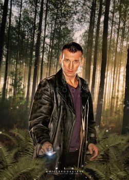 Doctor Who - Titan Comics: The Ninth Doctor 1.4 by willbrooks