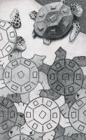 Turtle Tessellation by Humblebee12
