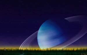 Another World Night (Wallpaper) by stargateatl