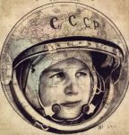 Valentina Tereshkova: First Woman in Space by LilacLunatic