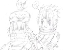 kite x haseo by everyflavor
