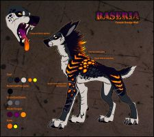 Raseria reference by dredgology