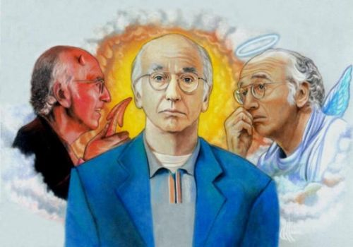 Sympathy for the Larry David by choffman36