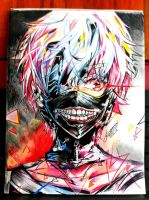 Ken Kaneki(TokyoGhoul) by greataiden1