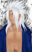 Xemnas - the Superior by LadyNoxia