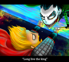 Long live the king by Lilyfer