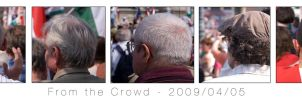 Heads from the Crowd by Struggl3