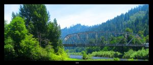 Klamath River by thebigtimber