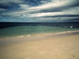 Beach by Snuzzle