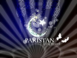 Pakistan by Faisalharoon
