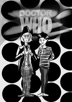 First Doctor: William Hartnell (1963-1966) by 1933Oliver