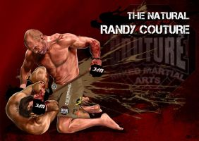 Randy Couture Unleashed by Bardsville