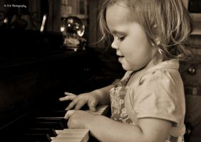 A Child's Song by erbphotography