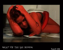 Night Of The She Demon by bryden42