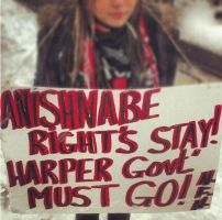Idle No More by Vampyrat