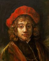 Titus after Rembrandt by LauraWilde