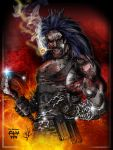 LOBO from Hell by henflay