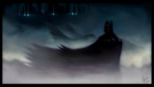 Batman - The myst by blackpoint