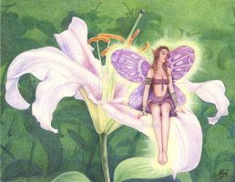 Lili fairy by ArtisAllan