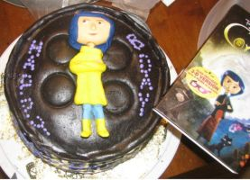 Coraline Cake 3 by hsawaknow