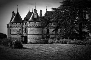 Chaumont-sur-Loire by rhipster